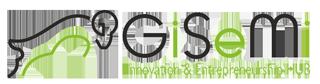 GiSeMi Κόμβος καινοτομίας & επιχειρηματικότητας Logo